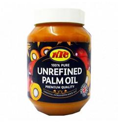 KTC Unrefined Palm Oil 500GM