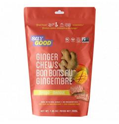SAY GOOD Mango Ginger Chews...