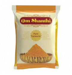 OM SHANTHI Pure Turmeric 100GM