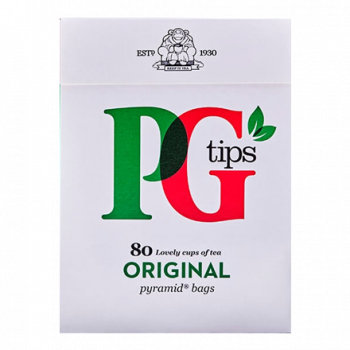 PG TIPS / Tea Bags 80's