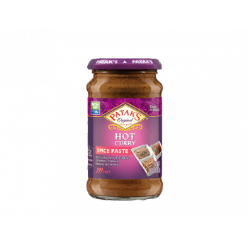 PATAK'S Hot Curry Paste 283GM