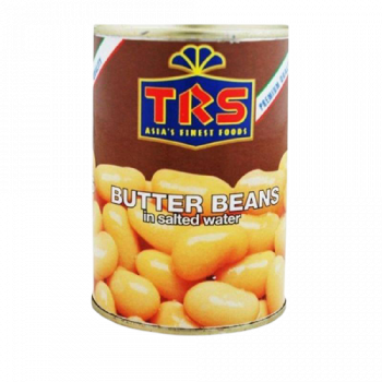 TRS Bolied Butter Beans...