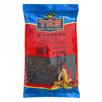 TRS Cloves Whole 250GM