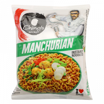 CHING'S Manchurian Noodles...