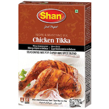 SHAN Chicken Tikka 50GM