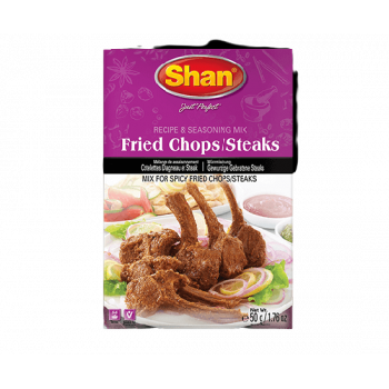SHAN Fried Chop/Steaks 50GM