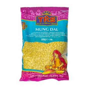 TRS Mung Dal Washed 500GM