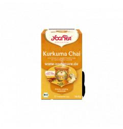 YOGI TEA Kurkuma Chai 34GM
