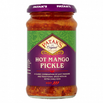 PATAK Pickle Extra Hot...