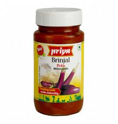 PRIYA Brinjal Pickle 300GM