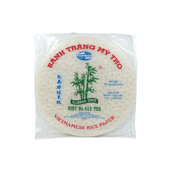 BAMBOO TREE Rice Paper 22Mm