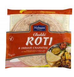 NISHAAN Roti Chapattis...