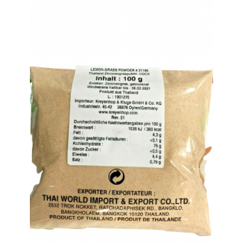 COCK Lemon Grass Powder 100GM
