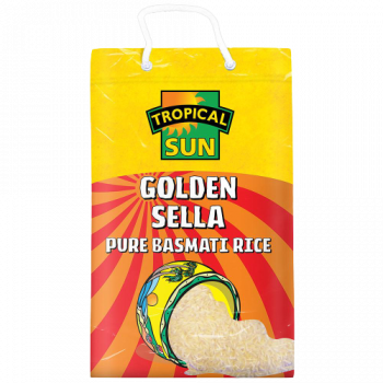 TROPIC Golden Silla Basmati...