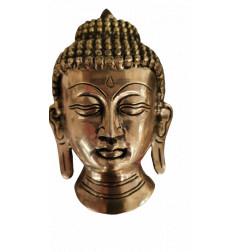 Pure Brass Small Buddha