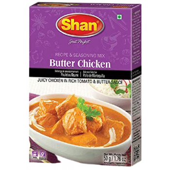 SHAN Chicken Butter 50GM