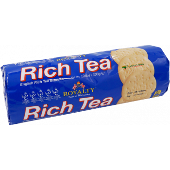 ROYALTY Rich Tea Biscuits...