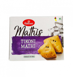 HALDIRAM'S Tikoni Mathi 200GM