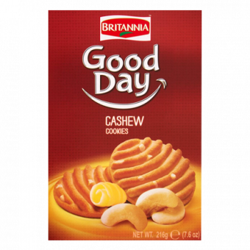 BRITANNIA Good Day Cashew...