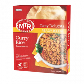 MTR Curry Rice 300GM