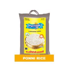 PERIYAR Pooni Boiled Rice 5KG