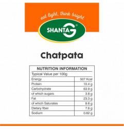 SHANTA G Chatpata Khakhra...