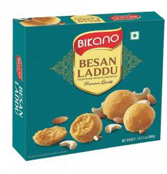 BIKANO Sweet Besan Laddu 400GM