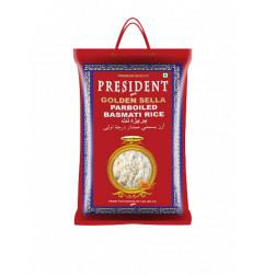 PRESIDENT Paraboiled Rice 5KG