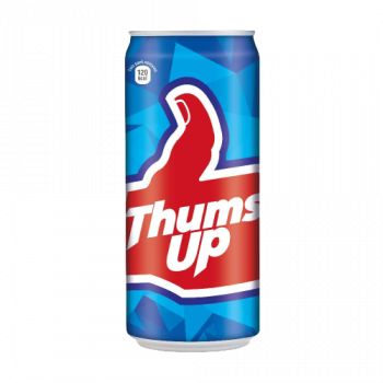 Thums Up Soft Drinks Can 300ML