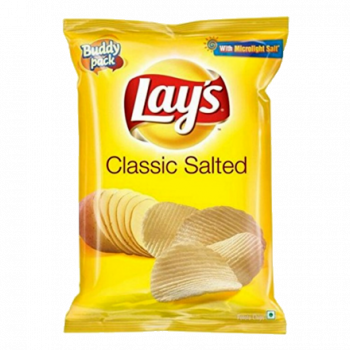 LAYS Classic Salted 175GM