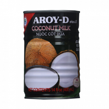 AROY-D Coconut Milk Canned...