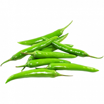 FRESH Green Chilli 250GM