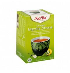 Yogi Tea Grüntee Matcha...