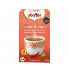 Yogi Tea Lebensfreude, 17...