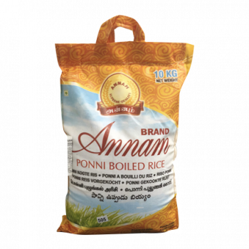 ANNAM Pooni Boiled Rice 10KG