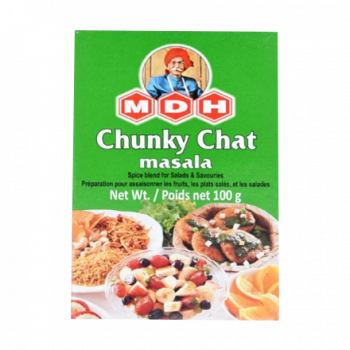 MDH Chunky Chat Masala 100GM