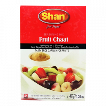 SHAN Fruit Chaat Masala 50GM
