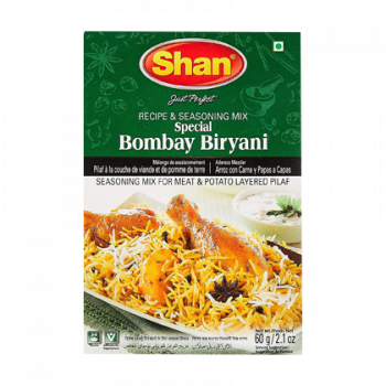 SHAN Beryani Rice 60GM