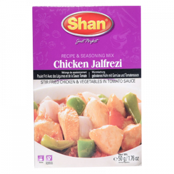 SHAN Chicken Jalfrezi 50GM