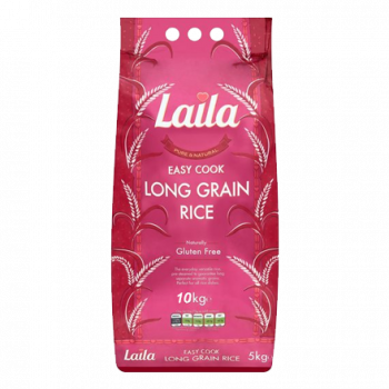 LAILA Long Grain Rice 10KG...