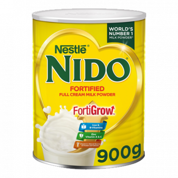 NIDO Milk Powder 900GM