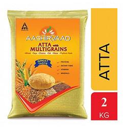AASHIRVAAD Multigrain Atta...