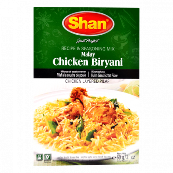 SHAN Chicken Biryani 60GM