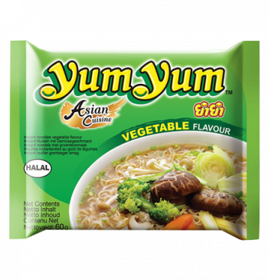YUM YUM Vegetable Flavour 70GM