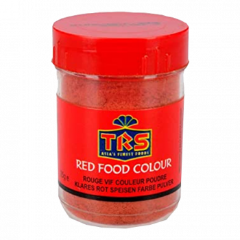 TRS Red Food Colour 25GM