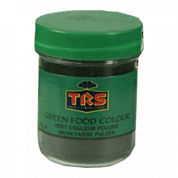 TRS Green Food Colour 25GM